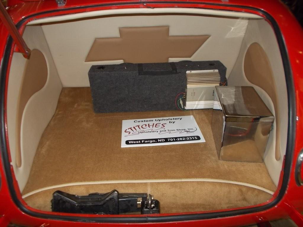 350 Chevy Alternator Wiring 1940 Chevrolet 2 Door Sedan Street Rod Greater Dakota
