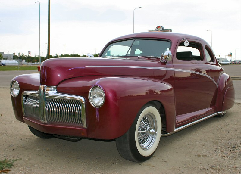1942 Ford Coupe Hot Rod