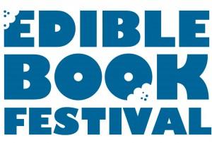 Edible Books Festival logo