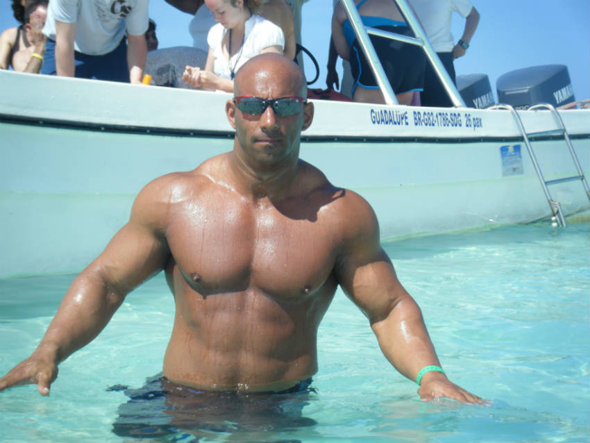 Christian Thibaudeau Age Height Weight Images Bio