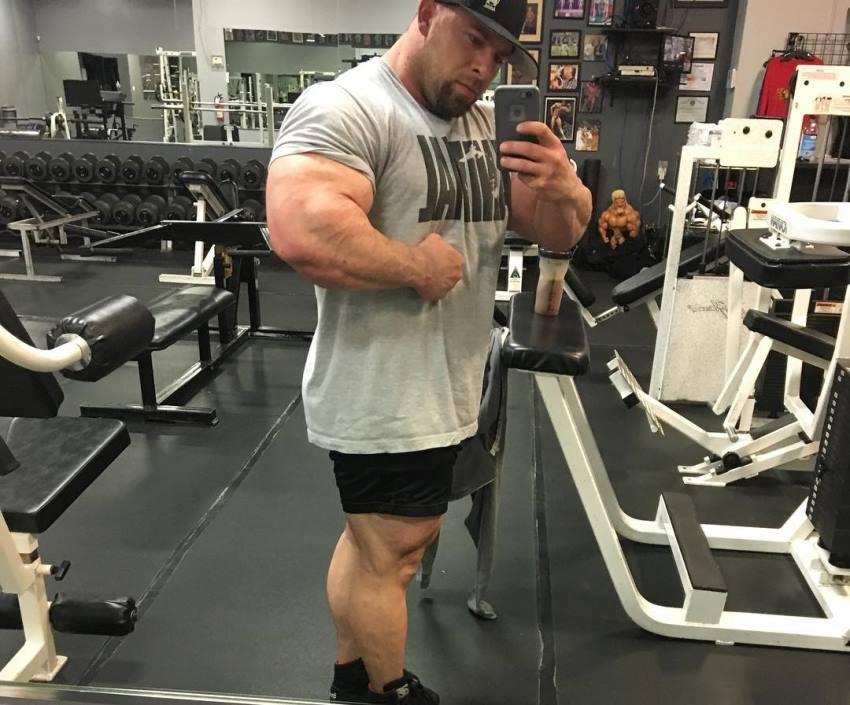 John Jewett Biography Powerlifter Bodybuilder