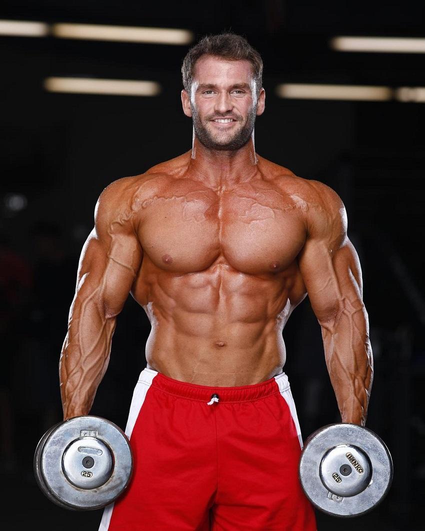 Stanimal De Longeaux  Age  Height  Weight  Images  Bio  Diet  Workout