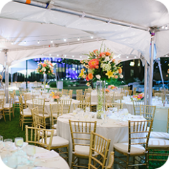Wedding Tables And Chairs For Rent Sleeper Lazy Boy Great Events Rentals San Antonio Linens Event