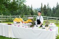 Secret to the Perfect Wedding Catering Set-up - Great ...