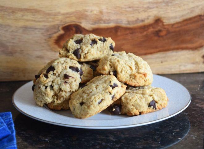 Gluten Free Chocolate Chip Cookies