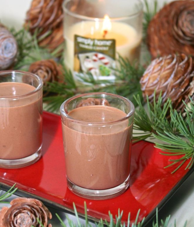 Paleo Peppermint Hot Cocoa