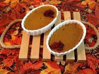 Gluten Free Pumpkin Tartlet