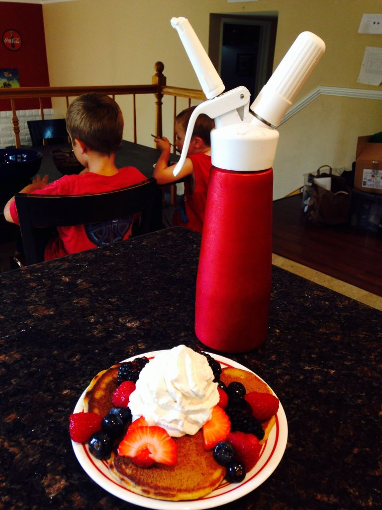 how to make whipped cream without heavy whipping cream