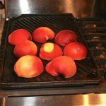 Grilled Gluten Free Peach Crisps 2