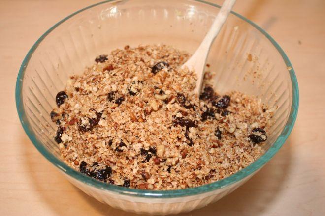 Gluten Free Coconut Granola