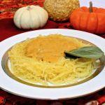 Paleo Pumpkin Alfredo