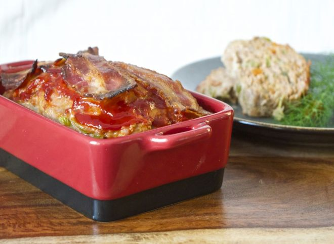 Grain-free Turkey Meatloaf