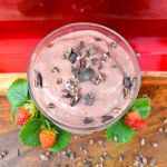 Strawberry Chocolate Smoothie