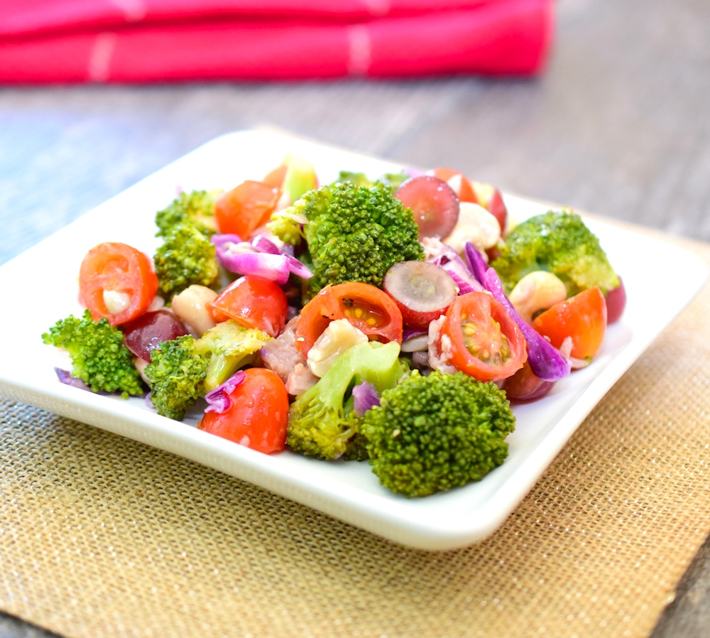 Paleo Broccoli Salad