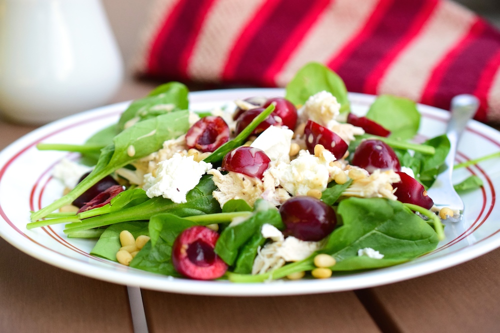 Chicken Cherry Salad