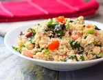 Chickpea Quinoa Salad