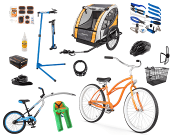 bike rental business startup package 350w