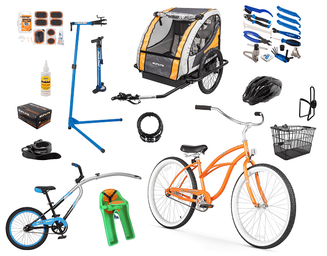 bike rental business startup package