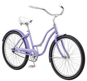 schwinn talia cruiser bike