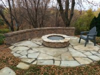 Outdoor Fire Pits - Great Goats LandscapingGreat Goats ...