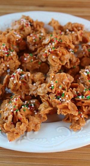Butterscotch Crunchies