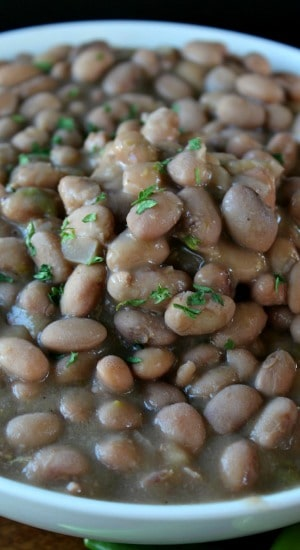 Spicy Pinto Beans