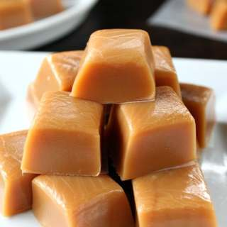 Homemade Caramel