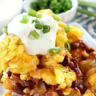 Hearty Breakfast Scramble
