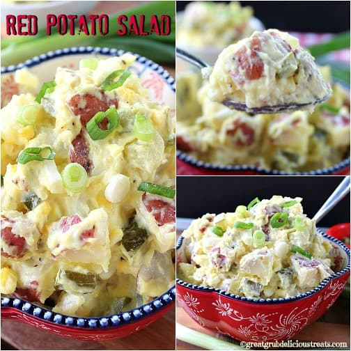 A Classic Potato Salad Recipe