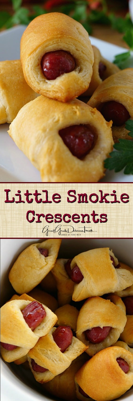 Little Smokie Crescents