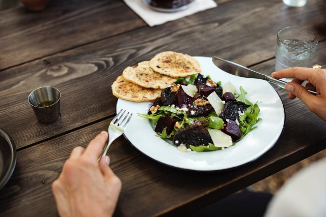 Create a Healthy Plate for Breast Cancer Patients