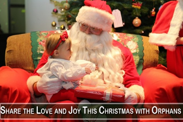 Share the Love and Joy This Christmas with Orphans