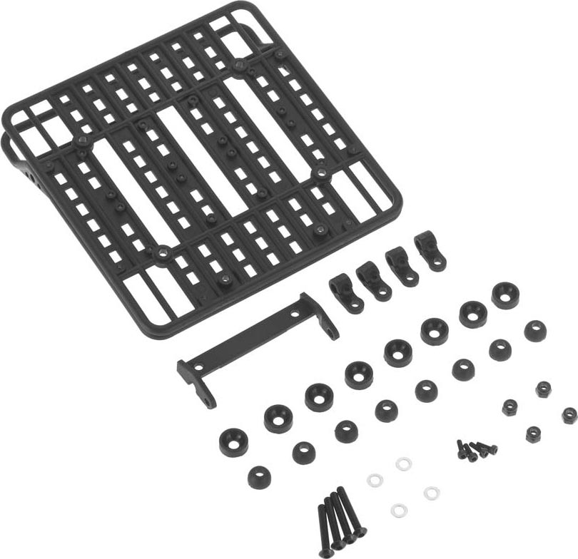 pro627800 overland scale roof rack rock crawlers by pro line proline great hobbies