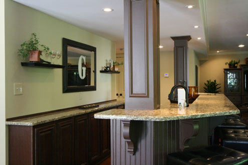 GreatHouseOur work  Pictures of Kitchen Bathroom and Basement Remodeling Designs In Atlanta
