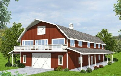 Barn and Outbuilding Plans