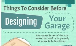 Designing Your Garage Infographic Preview