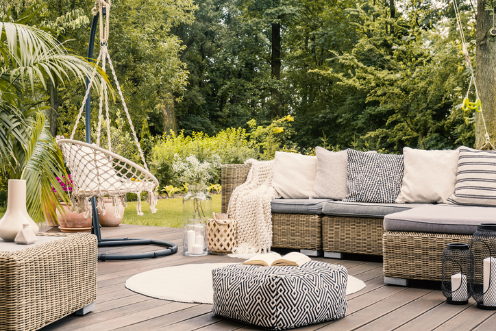 How to Create an Indoor/Outdoor Space That's Fun and Functional