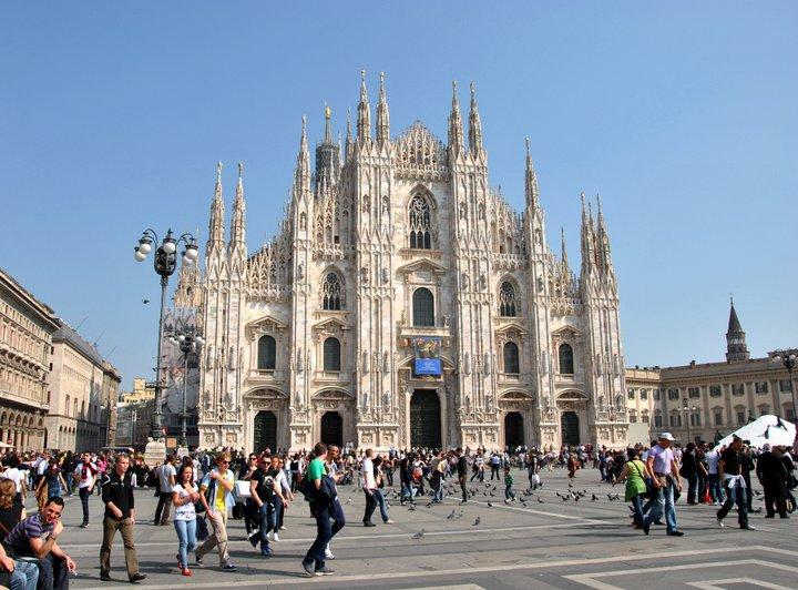 Great Italy Milan Duomo