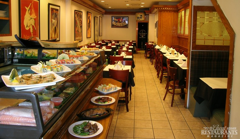 Top Sushi Restaurants London