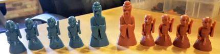 Onitama Figures