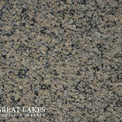 Colored Kitchen Sinks Console Tropic Brown Granite - Great Lakes & Marble