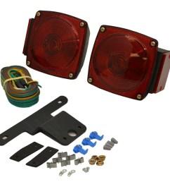 boat trailer lights reflectors wiring harnesses great lakes skipper trailers lights reflectors and [ 1000 x 1000 Pixel ]