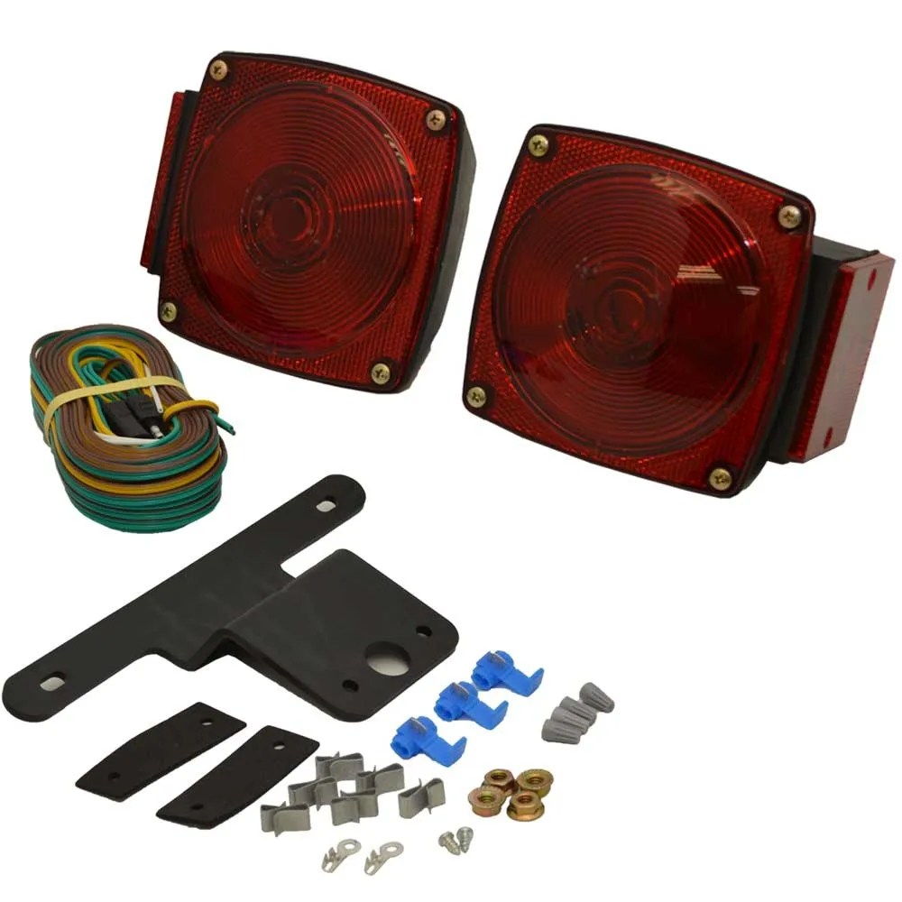hight resolution of boat trailer lights reflectors wiring harnesses great lakes skipper trailers lights reflectors and