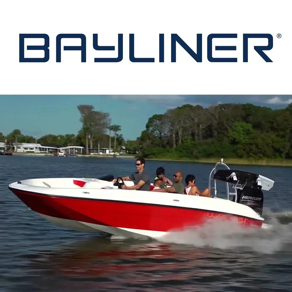 hight resolution of bayliner boats