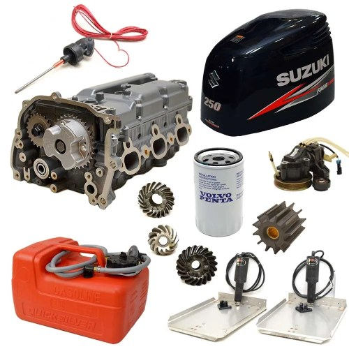 small resolution of boat motor parts
