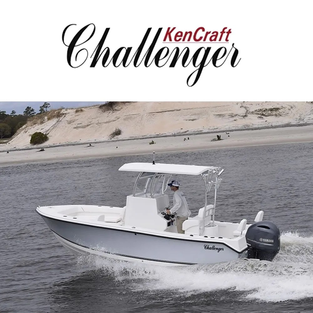 hight resolution of challenger boats