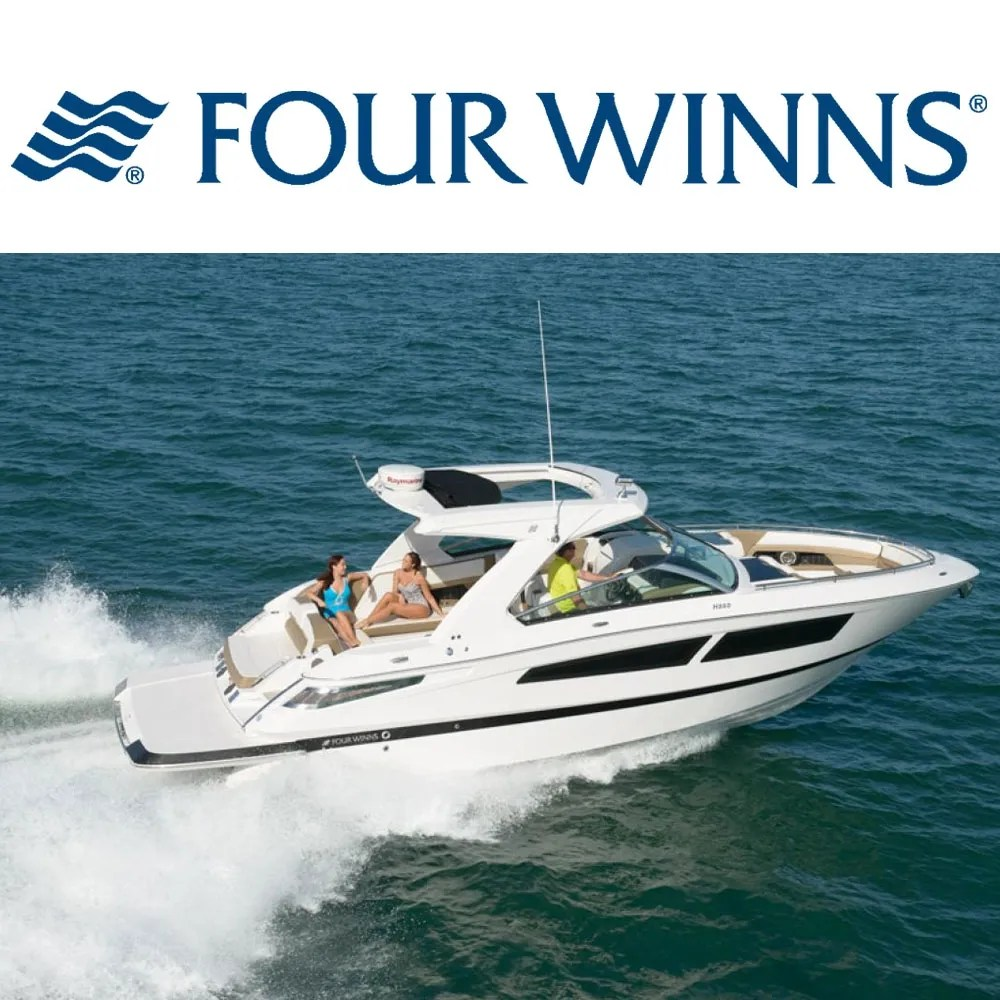 hight resolution of four winns boats