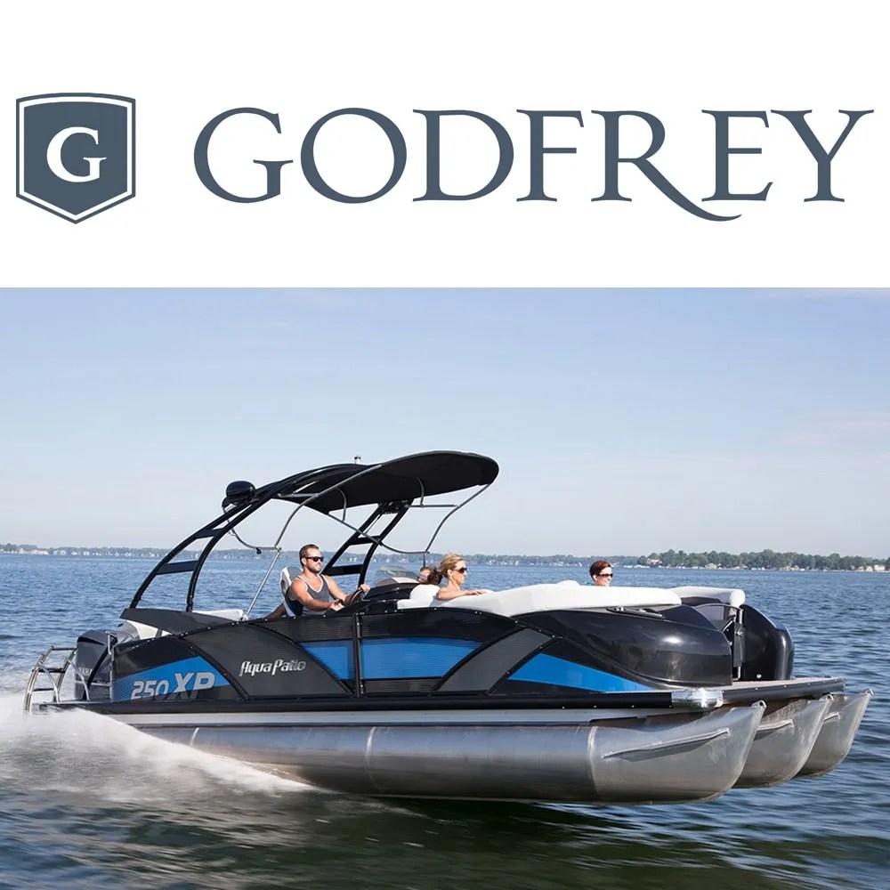 hight resolution of godfrey pontoon boats