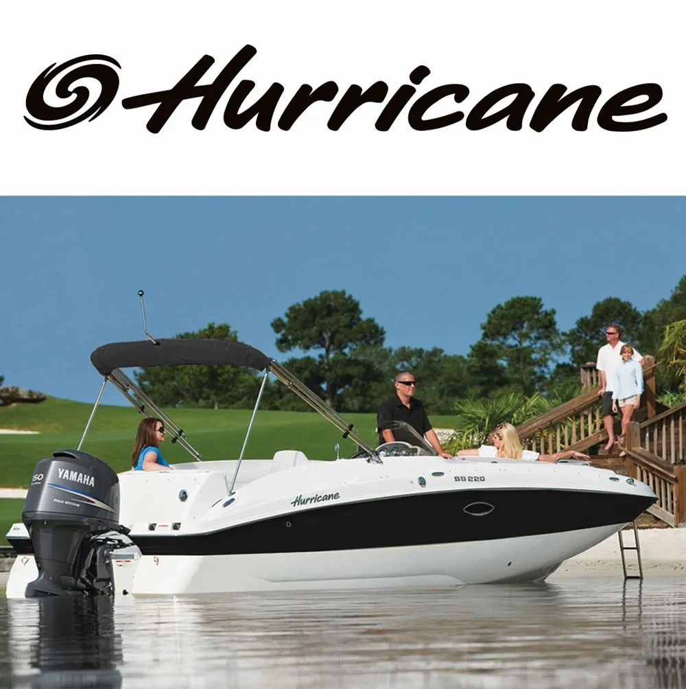 hight resolution of hurricane boats