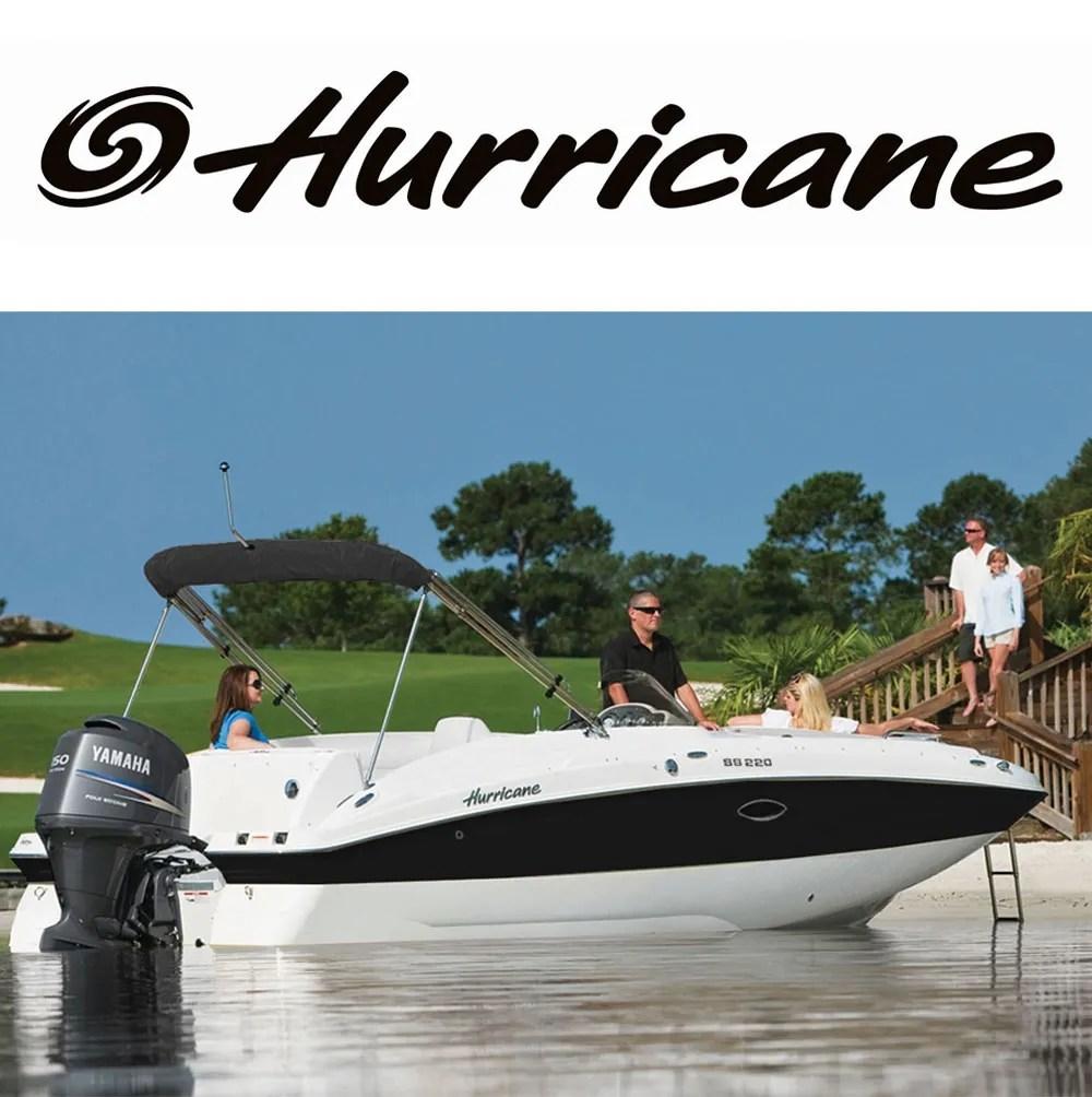 hight resolution of hurricane boats